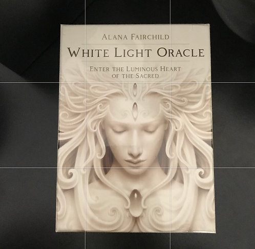 White Light Oracle Reading Cards