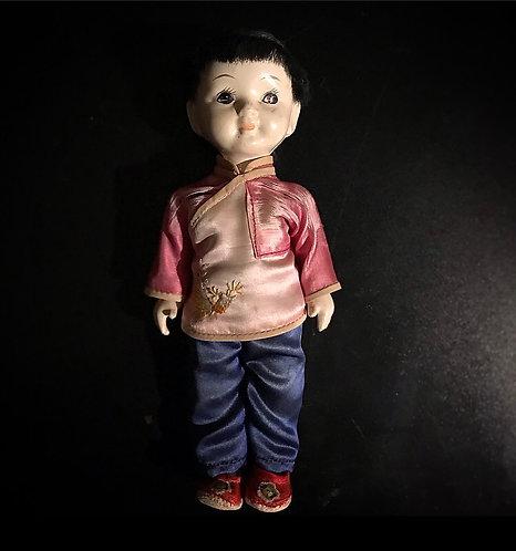 Little Doll 22cm Tall