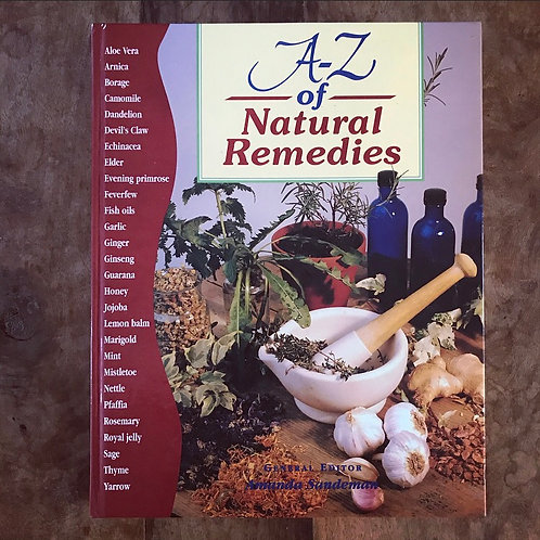 A~Z of Natural Remedies
