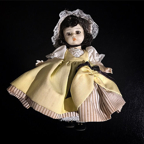 Madame Alexander 1950s 'French' Doll