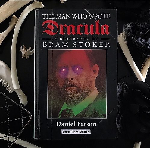 Biography of Bram Stoker ~ The man who wrote Dracula