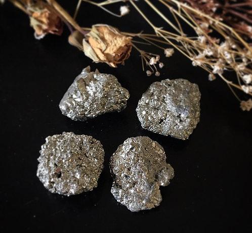 Iron Pyrite Tumble
