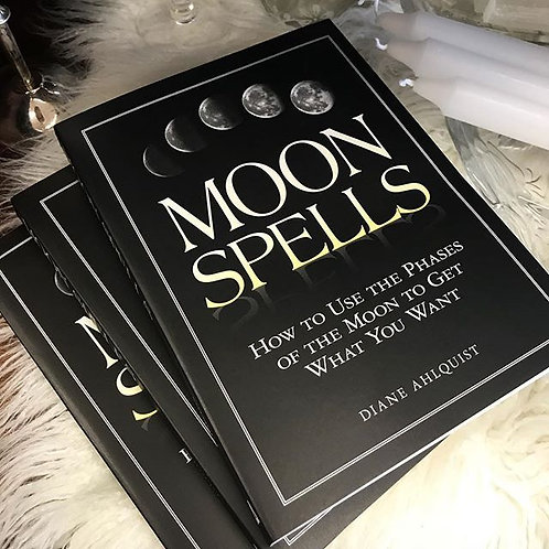Moon Spells Book ~ New