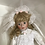 Thumbnail: Porcelain Doll 'Crystal' in her Wedding Dress