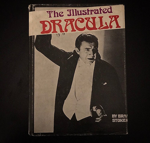 The Illustrated Dracula ~ By Bram Stoker