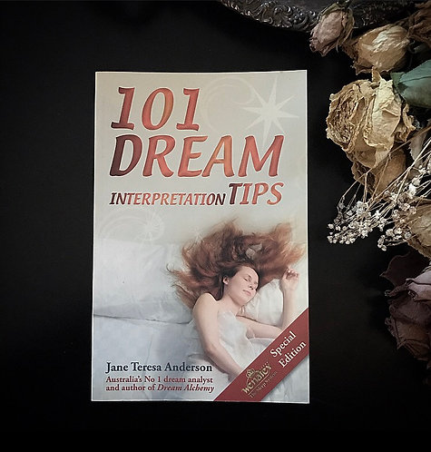 101 Dream Interpretation Tips / Book