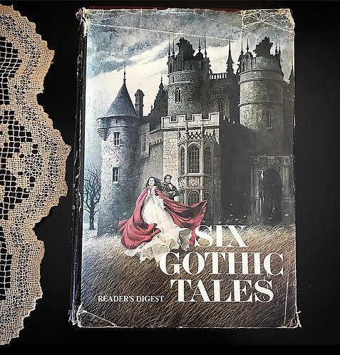 Six Gothic Tales ~ Hardcover Book