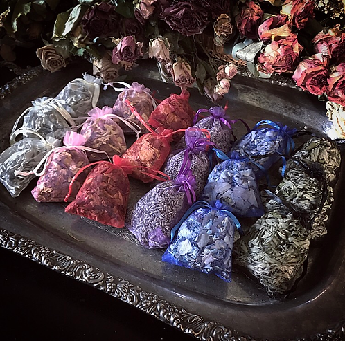 Dried Herbs & Flowers