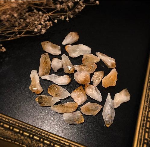 Citrine Crystal Point