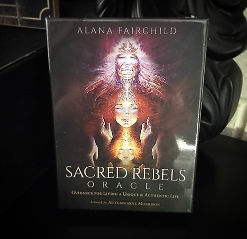 Sacred Rebels Oracle Reading Cards