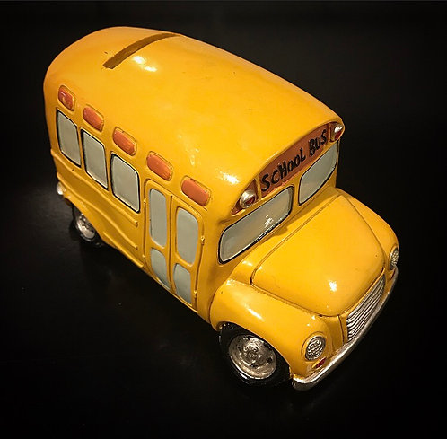 The Magic School Bus Money Box