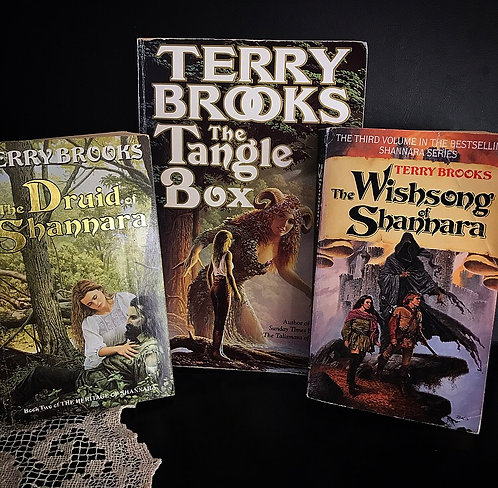 Terry Brooks Softcover Books