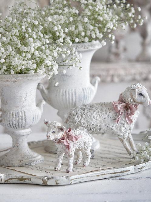 Pink Sheep Pair