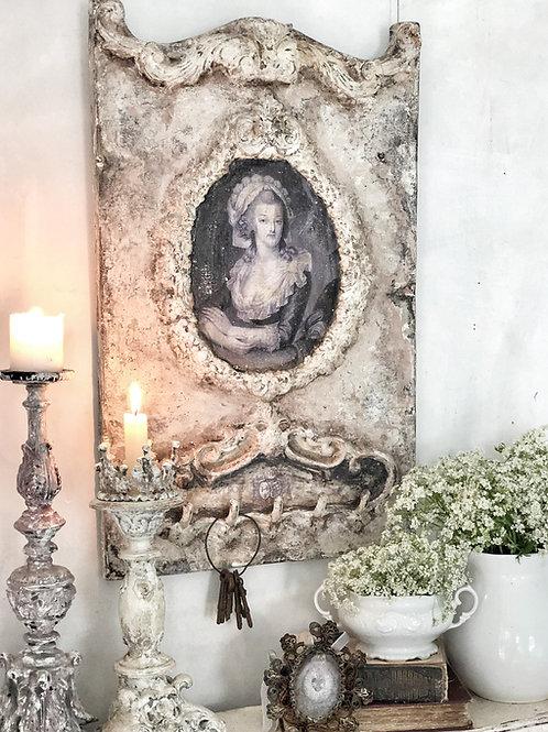 Marie Antoinette Wall Hanger