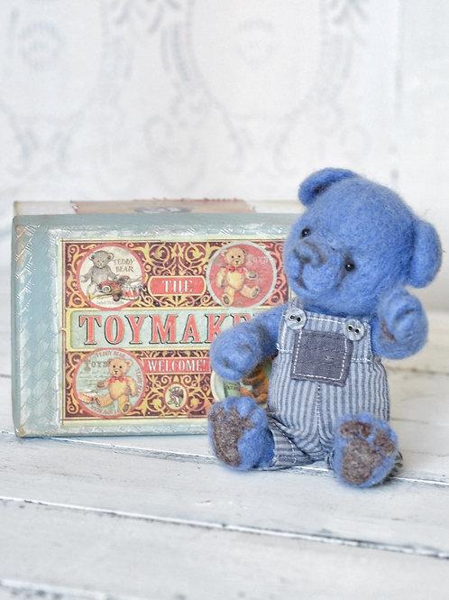 Skylar the Blue Bear