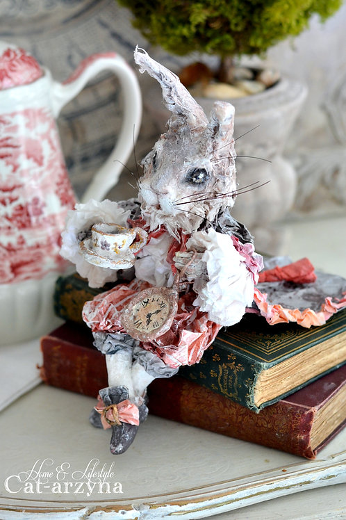 Rabbit Lord Teatime