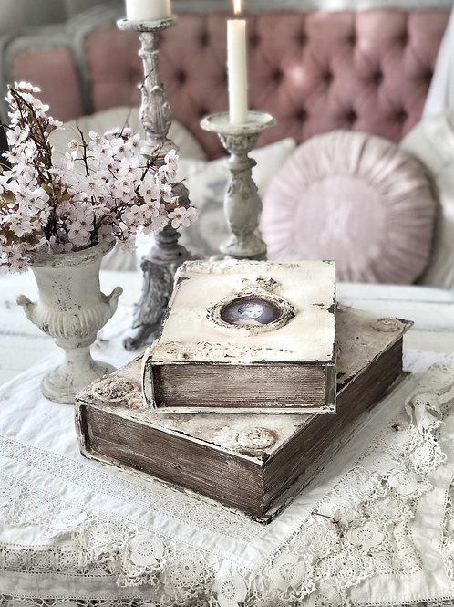Marie Antoinette Secret Storage Books