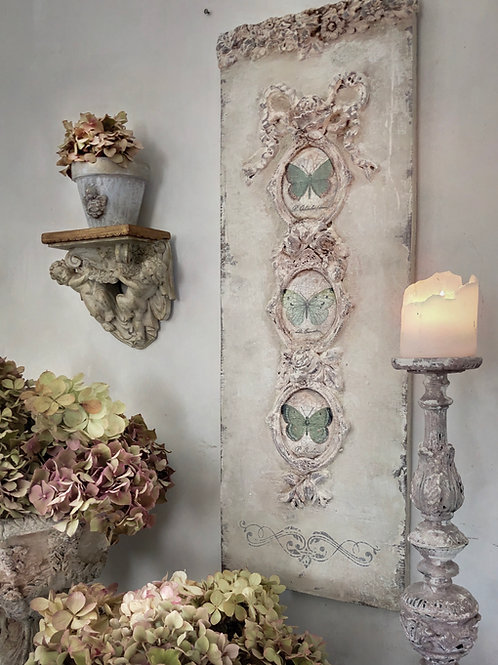 The Green Butterfly Wall Decor