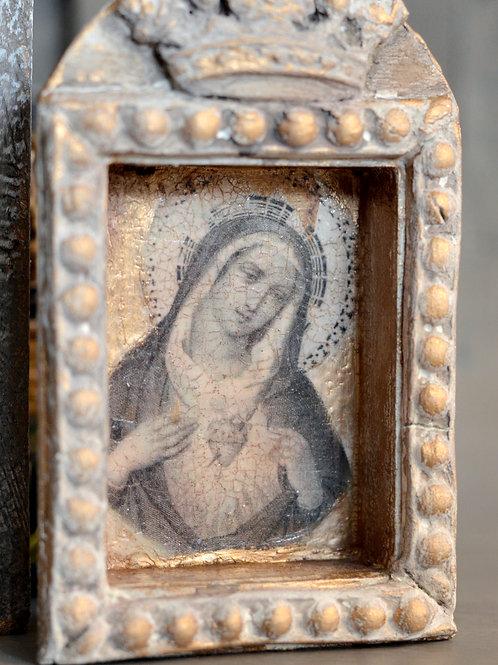 Religious Shadow Box Icon Small 1