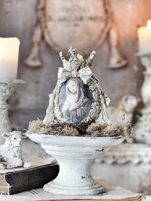 """Easter Egg """"The Virgin Mary"""""""