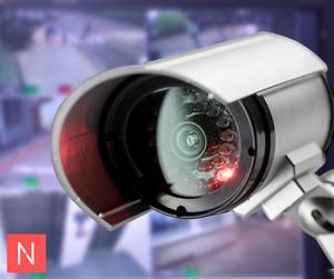 Camera CFTV da segurança combate violência Navee