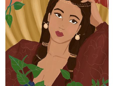 Astro Illustration - Femme Taureau : qui est-elle?