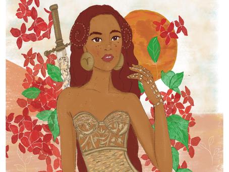Astro Illustration - Femme Bélier : qui est-elle?