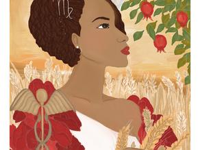 Astro Illustration - Femme Vierge : qui est-elle?