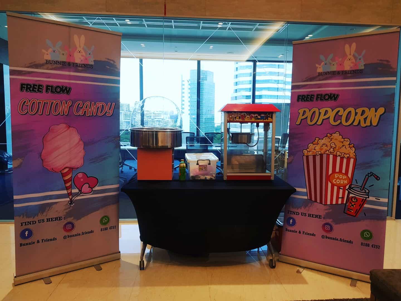 Cotton candy & Popcorn (2)