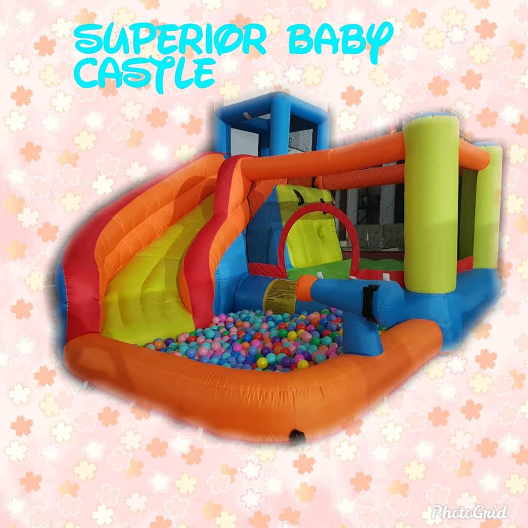 Superior Baby Castle