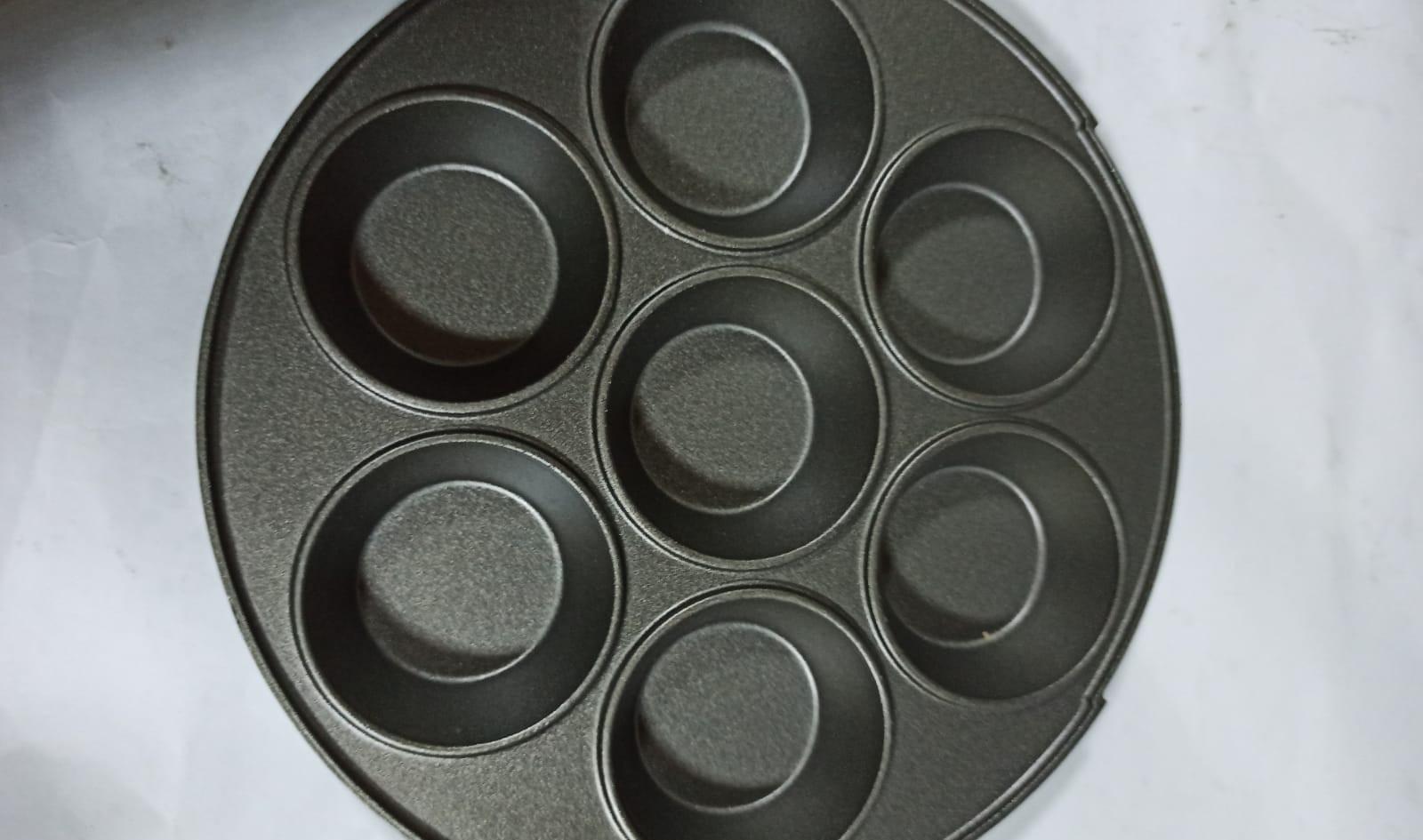 Waffle Circle Deisgn