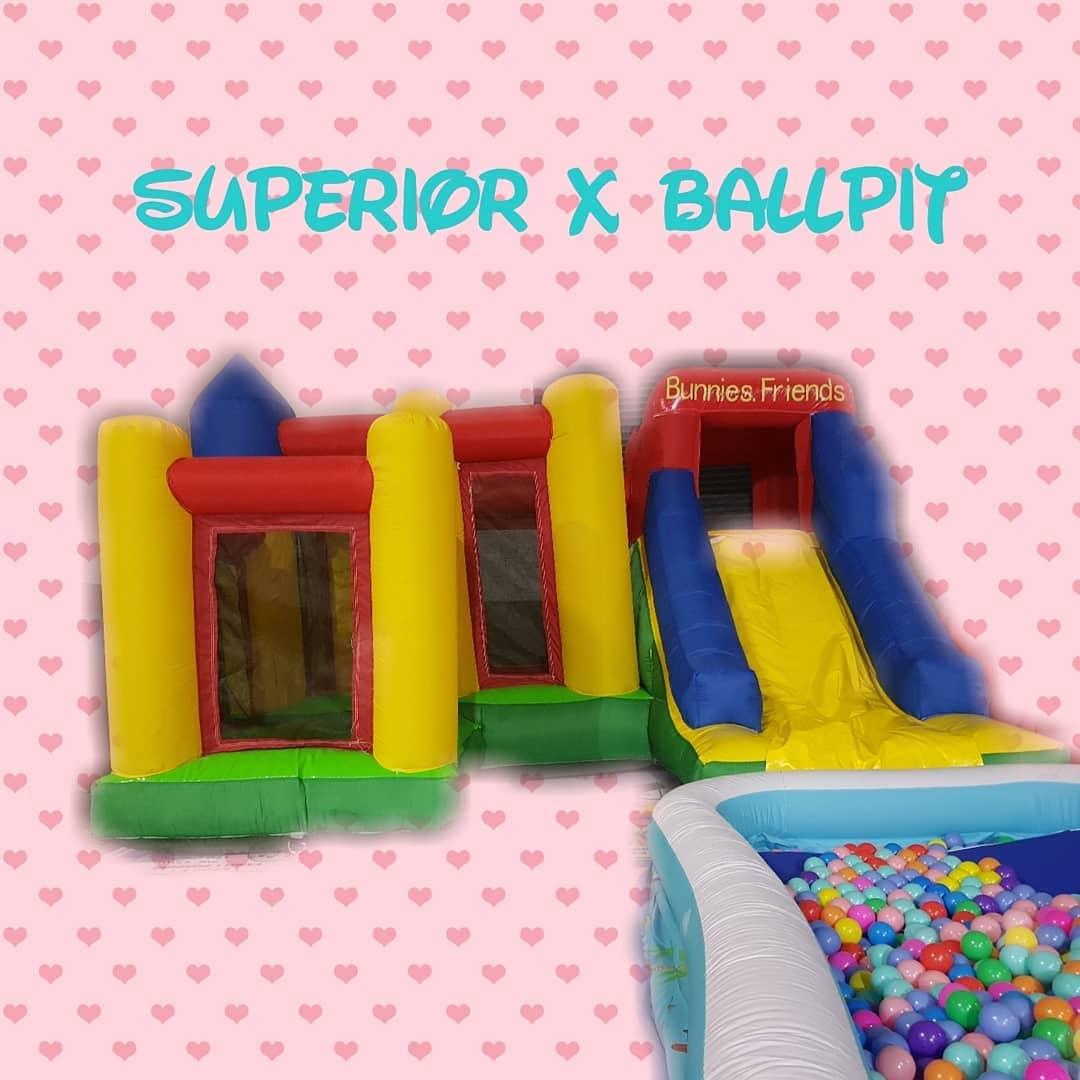 Superior X Ballpit