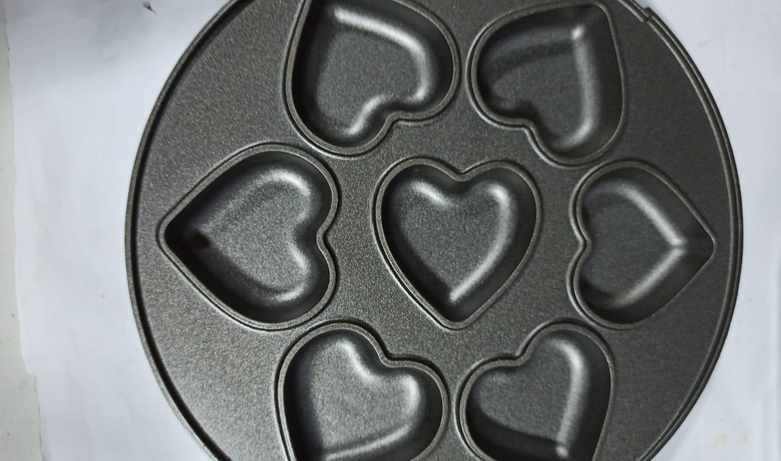 Waffle Heart Deisgn