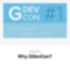 Why GDevCon?