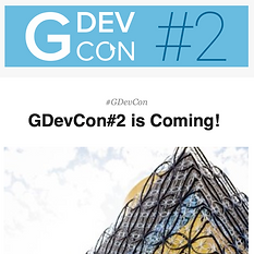 GDevCon#2 is coming!