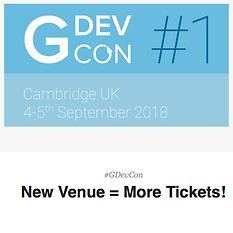New Venue = More Tickets!