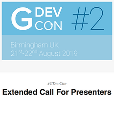 Extended Call for Presenters!