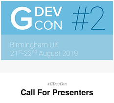 Call for Presenters!