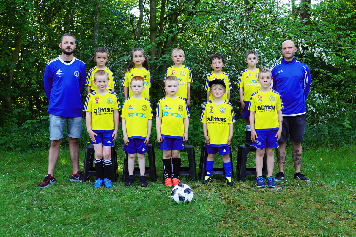 Ferslev IF - U6-U7 Mix