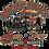 Thumbnail: RUSTY NUTS AUTO SHOP HOT ROD T-SHIRT WS13645A