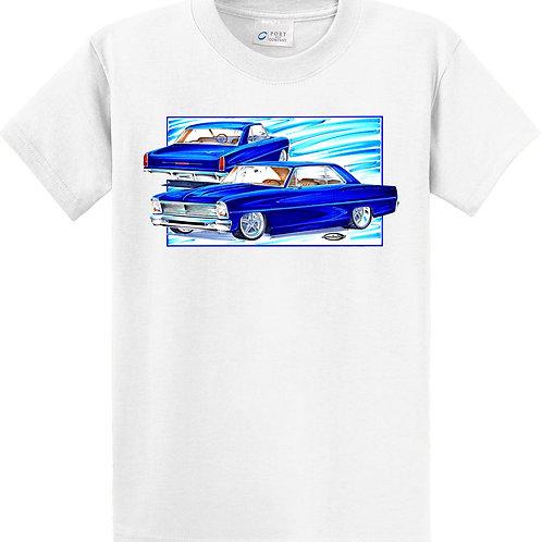 1966-67 CHEVY II NOVA MUSCLE CAR HOT ROD JR3