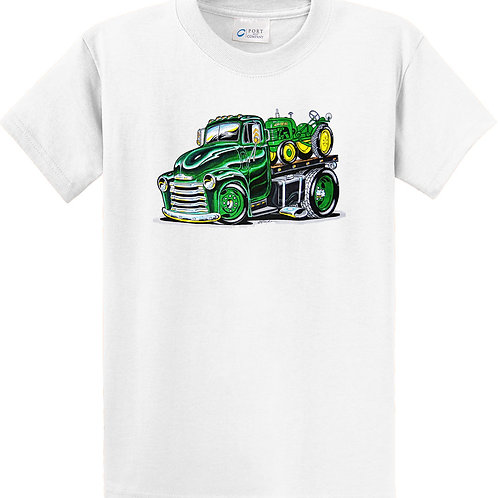 CHEVY TRUCK AND TRACTOR HOT ROD BH99