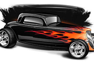 33 HIBOY HOT ROD EB1502