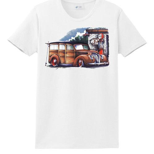 38 Ford Woodie POS-162