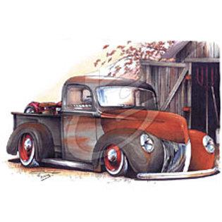 1939 BARN FIND PICKUP HOT ROD SS164