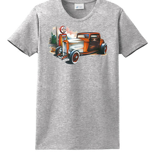Rusty Ford Coupe POS-159