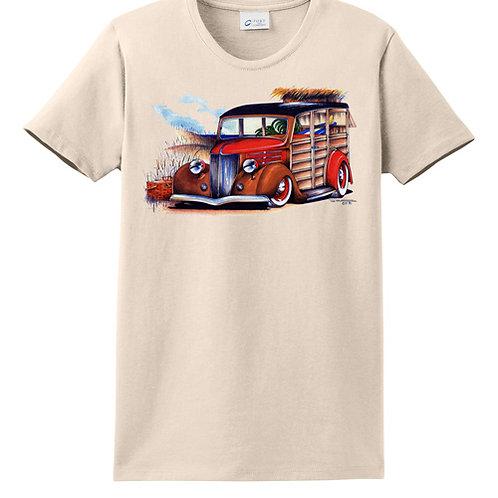36 Ford Woodie POS-163