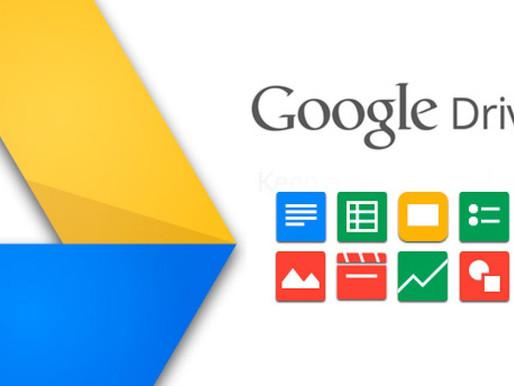 Upload to Google Drive