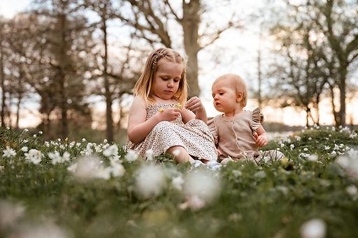 Barnfoto Borås omnejd Äng