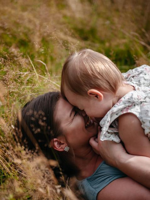 Mamma & Barn fotografi